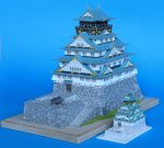9 Osaka Castle built by Bas Poolen (4)
