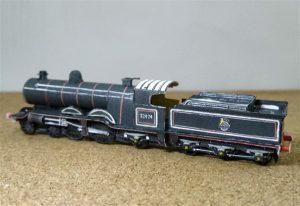 British Railway version