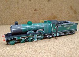 Southern Railway version