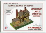 Stokesay Castle Gatehouse D.G.Models