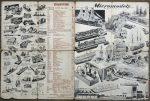 Catalogue P 1954 Micromodels